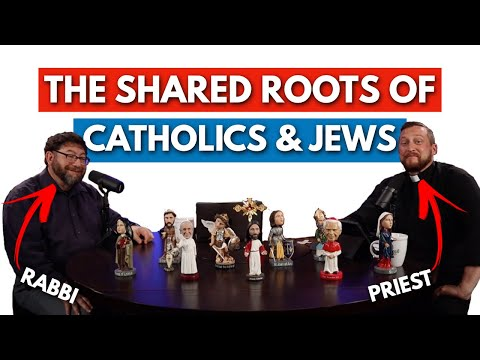 The Shared Roots of Judaism & Catholicism | The Catholic Talk Show