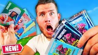 ich ORGINALE FORTNITE booster PACKS! RECON EXPERT?