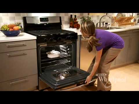 gas range from whirlpool appliances infomercial youtube rh youtube com whirlpool gold gas stove manual whirlpool gold accubake gas range manual