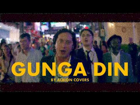 Gunga Din (The Libertines) - with lyrics by Albion Covers