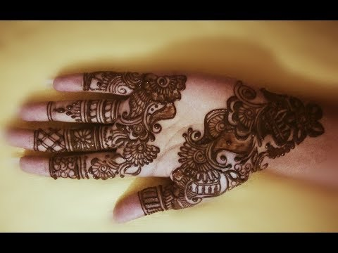 Mehndi Designs For Hands Front Hand Arabic Mehndi Designs