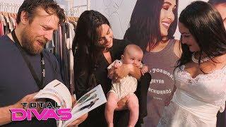 The Bella Twins premiere their Birdiebee line: Total Divas Preview Clip, Dec. 20, 2017