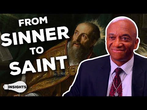 St. Augustine's Witness of Conversion - Kevin Stephenson