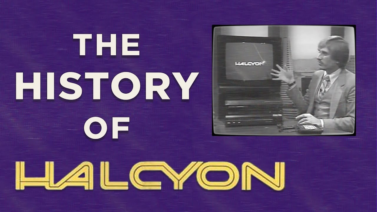 The Rise And Demise Of Halcyon The Doomed Console Of The 1980S