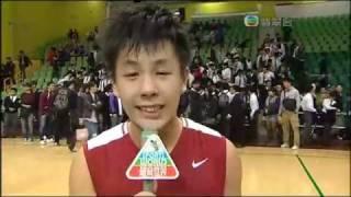 2011-12-09 九龍第一組(男子)甲組學界籃球決賽—喇沙 vs 英華