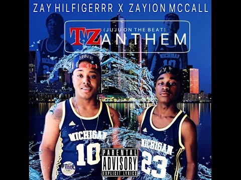 Zay Hilfigerrr & Zayion McCall - Juju On That...