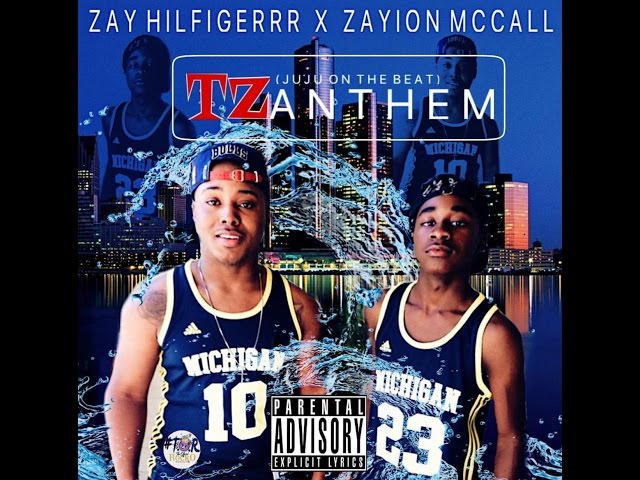 Zay Hilfigerrr & Zayion McCall - Juju On That Beat (TZ Anthem) Zay ...