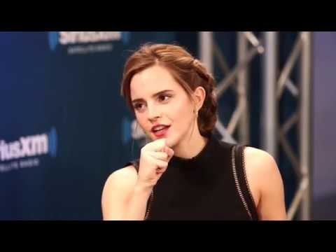 Emma Watson live chat for EW on facebook