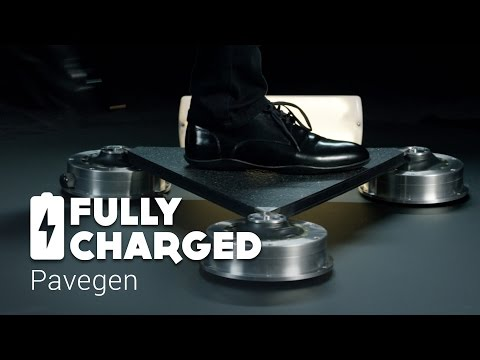 Pavegen | Fully Charged
