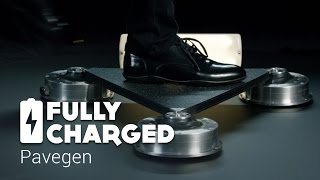 Pavegen   Fully Charged