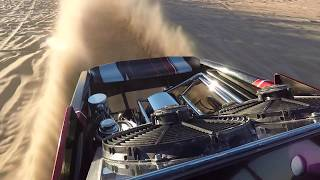 1500hp Sand Car | Testing in Glamis | CBM Motorsports 454ci Twin Turbo