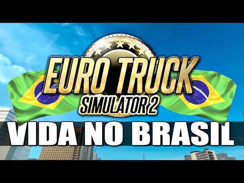 Euro Truck 2: Vida no Brasil - Rio de Janeiro