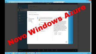 Novo Windows Azure! Agora perfeito para os profissionais em infra!