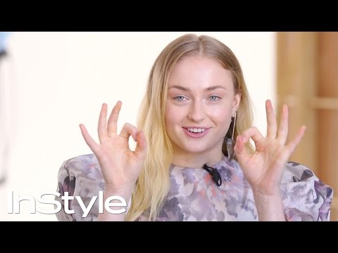 Winter Is Not Coming, Sophie Turner (and Sansa Stark's) Summer Beauty Tips | InStyle