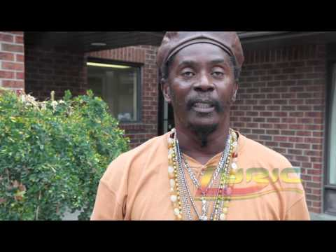 Everton Blender talking about Queen Ifrica at Rasta Fest and his time in Toronto