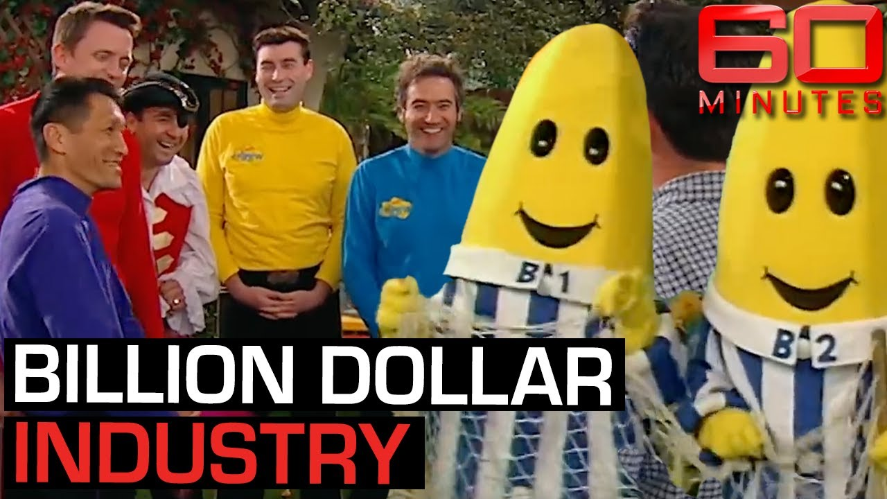 Inside the multibillion dollar children's entertainment industry | 60 Minutes Australia