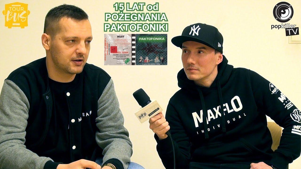 15 lat od Pożegnania Paktofoniki – Pokahontaz wspominają Koncert w Spodku (Tourbus #7)