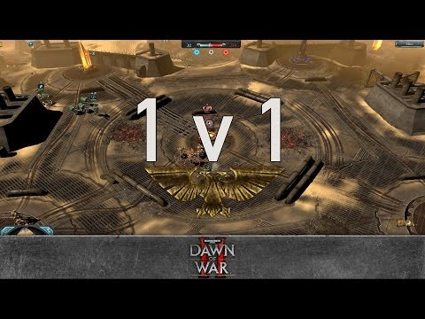 Dawn of War 2: Retribution - 1v1 | Phoenix Reborn [vs] Tex