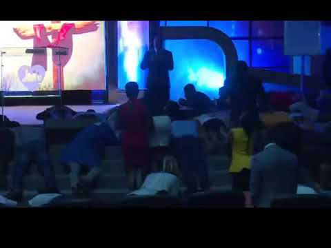 Camp Meeting 2017 | Night of Glory with Pastor David Ogbueli | The Night of The Cross