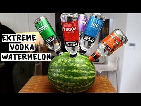 Extreme Vodka Watermelon
