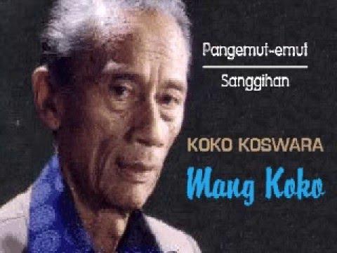 SITI AISAH RACHMAN @ MANG KOKO : KEMBANG TANJUNG PANINEUNGAN