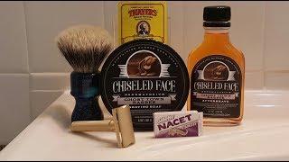 traditionnal wet shaving - Razor Karve Shaving Company