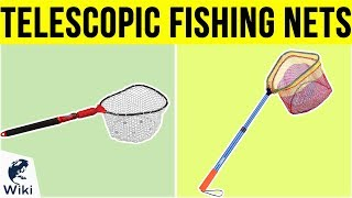 8 Best Telescopic Fishing Nets 2019