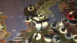 Game 10 - Chris & Brian - Axis & Allies Global 1940