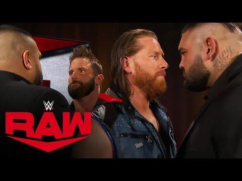 AOP Take Out Curt Hawkins & Zack Ryder: Raw, Nov. 18, 2019