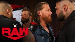 AOP take out Curt Hawkins & Zack Ryder: Raw, Nov. 18, 2019