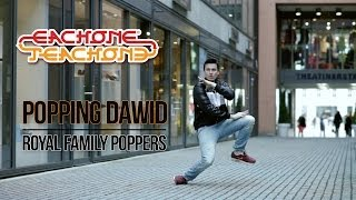 Popping Dawid   Royal Family Poppers