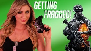 """GETTING FRAGGED! Katy Perry """"Wide Awake"""" Music Video Parody"""
