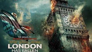 Падение Лондона (2016). Официальный трейлер HD.
