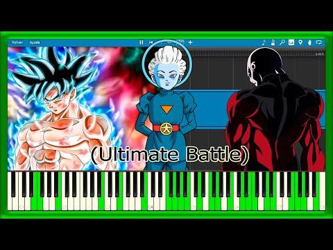 Ultimate Battle (Goku Ultra Instinct VS Jiren) - Dragon Ball Super (MP3)