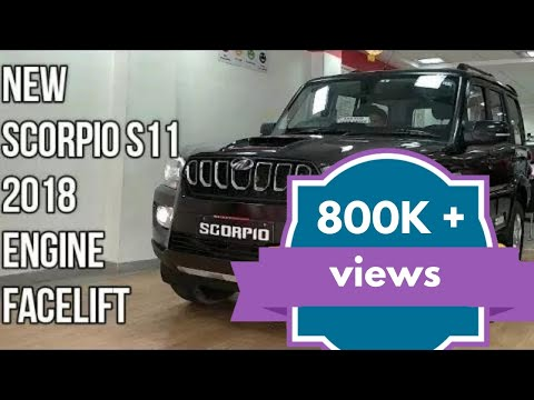 Scorpio S11 | Mahindra | 2018 | Gaurav Zone | FEATURE | SPECIFICATION | Test Drive | SUV | VBO Vlogs