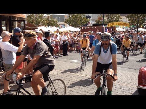The Cycle Tour Monty Python