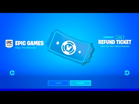 How To Get More REFUND TICKETS In Fortnite Season 3 Chapter 2! (MORE REFUNDS CHAPTER 2 SEASON 3)