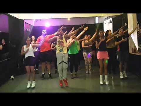 The Pussycat Dolls - Jai Ho choreography Zumba Fitness