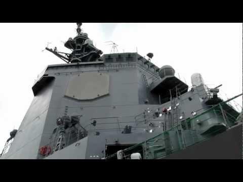 DDG178 あしがら(Ashigara)    2012  Video 01