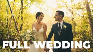 WEDDING PHOTOGRAPHY - FULL WEDDING DAY! HYBRID PHOTO+VIDEO WEDDING COVERAGE