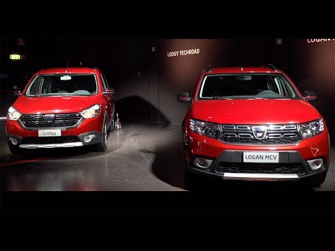 Dacia Techroad - ReportMotori it