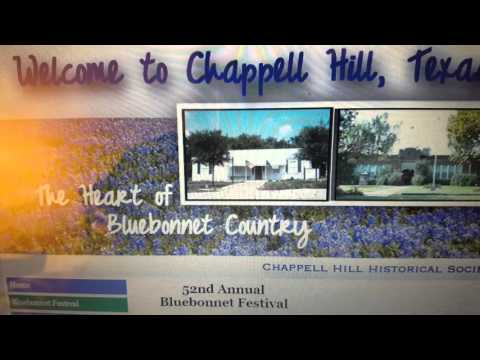 Chappell Hill,  Texas