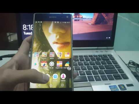 Upgrade Android Marshmallow Sony Xperia C5 Ultra Dual/C5/C4 Dual/C4/M5 Dual/M5