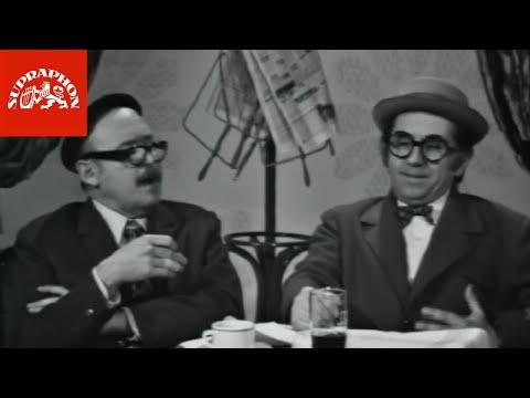 Felix Holzmann - Luštitel křížovek - s Lubomírem Lipským