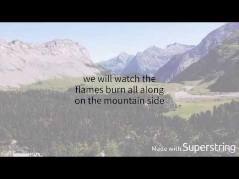 Russ - We Should All Burn Together Lyrics