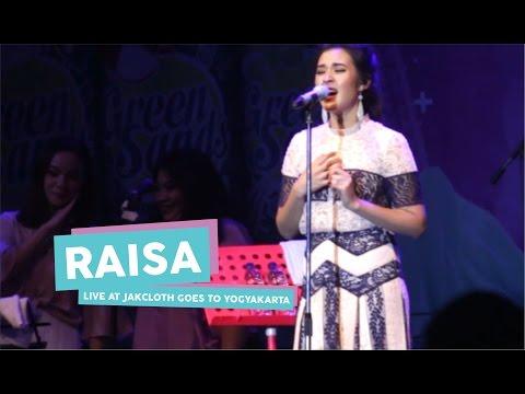 [HD] Raisa - Usai Disini  (Live at JakCloth Goes to Yogyakarta, Mei 2017)