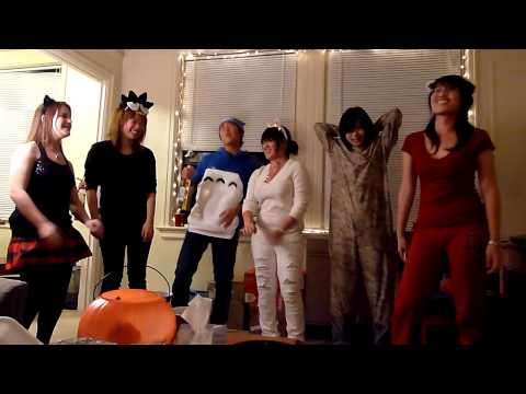 JSA Halloween Team2 Karaoke...a capella