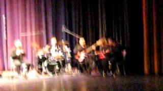 cantata a bolivar 2009, instrumental