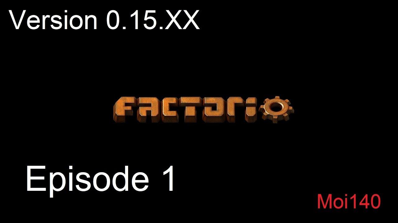 factorio how to make server 0.15