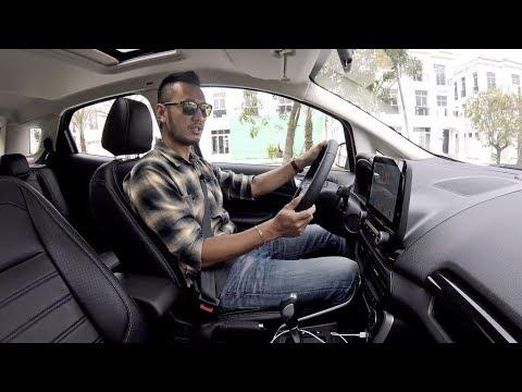 Đánh giá xe Ford Ecosport 2018 - Trải nghiệm động cơ 1.5L Dragon (Phần 2) |XEHAY.VN|